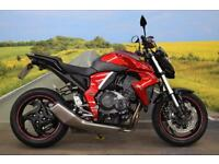 Honda CB1000R **R&G Tail Tidy, Combined ABS, H.I.S.S**