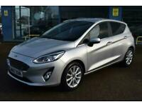 2017 Ford Fiesta 1.0 5dr Titanium Turbo Hatchback Petrol Manual