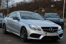 Mercedes-Benz E 250 D Coupe AMG Line 9G-Tronic -> LED Pano 19""