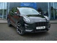 2020 Ford Puma 1.0 EcoBoost Hybrid mHEV ST-Line X 5dr***With Rear Parking Aid &