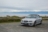 2005 BMW M3 Convertible (Garage Kept, Great Shape)