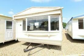 Static Caravan Mobile Home BK Chrisma 35x12ft 2 Beds SC7116