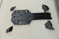 Can-Am 2014 650 XMR Stock Skid Plates  $50.00 FIRM
