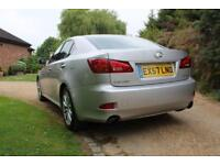 2007 57 LEXUS IS 2.5 250 SE 4D 204 BHP