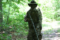 Airsoft group looking for new players.