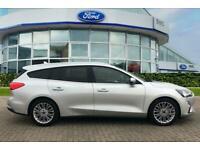 2020 Ford Focus 2.0 EcoBlue Titanium X 5dr Auto Estate Diesel Automatic