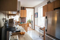 ROOMMATE WANTED - colloc. BELLE chambre apart Plateau Mt Royal