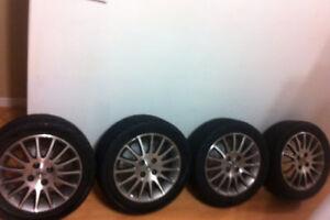 """Mags Acura EL 15"""" 4x100"""