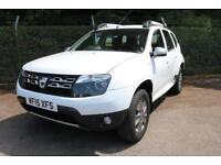 2015 Dacia Duster 1.5 Laureate DCi 110 Turbo Diesel 4x4 5 door Four Wheel Drive