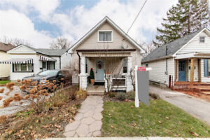 Amazing Opportunity To Own A Detached Home