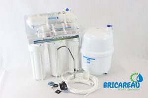 Purificateurs d'eau par osmose inverse neufs 6 Stages 75 GPD