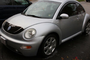 2003 Volkswagen Beetle GLX Turbo 1.8 Coupe (2 door) ONE OWNER