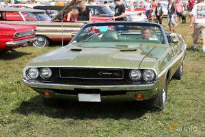 WANTED: 1970 (/71) Dodge Challenger Convertible