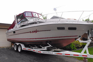 1986 Thundercraft, Ready for the water