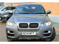 2014 BMW X6 3.0 30d xDrive 5dr SUV Diesel Automatic