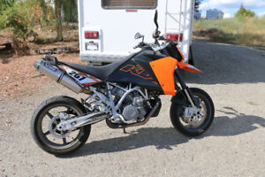 KTM 950 super motor Motorcycle
