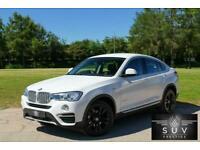 2016 66 BMW X4 2.0 XDRIVE20D XLINE 4D 188 BHP DIESEL