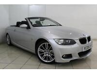 2009 09 BMW 3 SERIES 2.0 320I M SPORT 2DR AUTOMATIC 168 BHP