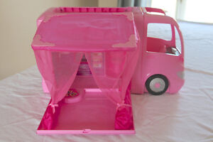 Barbie Camper, Limo/SUV, Vespa and Bicycle Kingston Kingston Area image 3