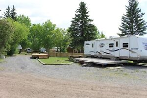 HALF MOON LAKE RESORT SIDE BY SIDE LOTS JUST LISTED!