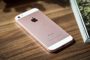 Trading a pink iphone SE for an unlocked iphone 6,6S