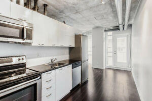 Gorgeous and Lofty Unit in Queen West