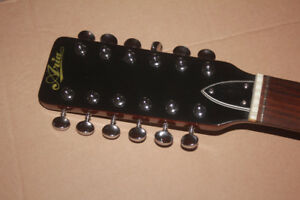 ARIA 12-STRING GUITAR NECK ----- made in JAPAN 1970s