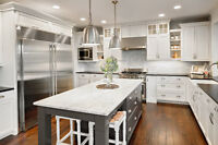 Beautiful Kitchens, Bathrooms and Mantels