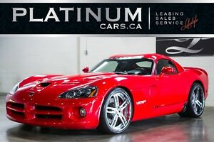2008 Dodge Viper 750 HORSEPOWER/ CARROLL SHELBY EDITION