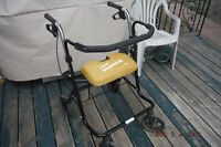 evolution walker - 21 '' across seat  - works great