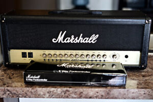Marshall JMD 100W a lampes