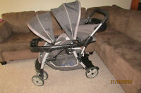 Graco Ready 2 Grow stroller in excellent condition!