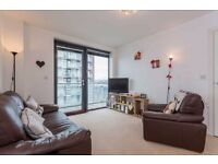 SHORT LET AVAILABLE - All Bills Included - Modern 2 bed, furnished flat at Glasgow Harbour w/parking