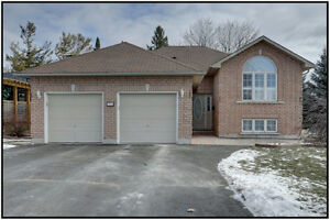 Central Cobourg Bungalow for Rent July 1st