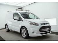 2017 Ford Transit Connect 1.5 200 LIMITED 120BHP **NO VAT TO PAY** AIR CON - CRU