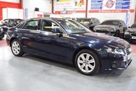 2008 08 AUDI A4 1.8 TFSI SE 4D 160 BHP