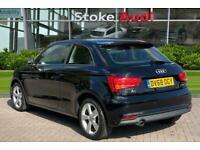 2018 Audi A1 Sport Nav 1.0 TFSI 95 PS S tronic Auto Hatchback Petrol Automatic