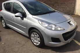 2009 PEUGEOT 207 SW 1.6 HDi 90 S