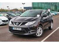 2016 Nissan Qashqai 1.6 dCi N-Connecta 5dr 4WD Hatchback Diesel Manual