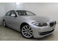 2010 10 BMW 5 SERIES 3.0 530D SE 4DR AUTO 242 BHP DIESEL
