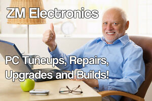 ZM Electronics - PC Tuneups, Repairs, Upgrades, and Builds!