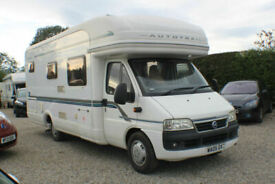 2005 Autotrail Cheyenne 696 SE - Garage / Fixed Bed 2 Berth -Fiat DUCATO - SOLD