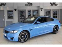 2014 14 BMW 4 SERIES 3.0 M4 2D AUTO 426 BHP