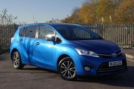 Toyota Verso Valvematic Icon PETROL MANUAL 2013/63