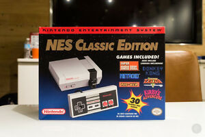 Selling Nintendo Classic for best offer