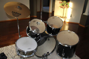 Acoustic and electric drum sets for sale