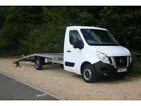 Owned from NEW 2016 done 52086 Miles Nissan NV400 Recovery Car Transporter