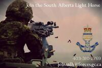 Become a Part Time Soldier with the Canadian Forces