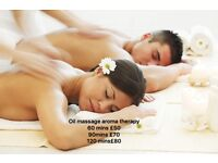 Thai massage mobile therapist