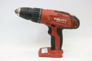 Hilti SFH 144-A 2.6 Cordless Drill Driver TOOL ONLY (#189)